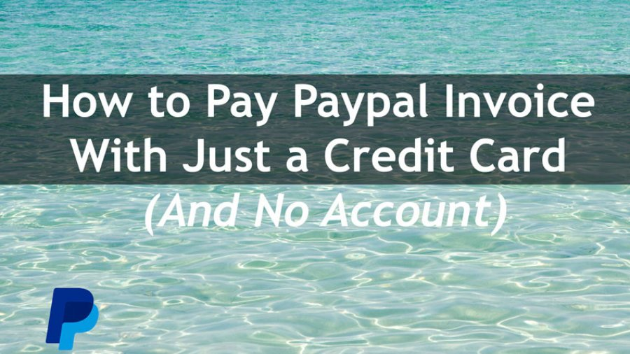 how to pay a paypal invoice